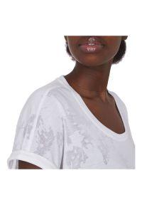 Koszulka damska McKinley Marys III 302513. Materiał: tkanina, poliester, włókno, wiskoza, materiał