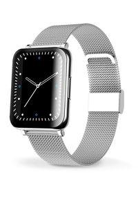 Aligator smartwatch Watch Life Silver. Rodzaj zegarka: smartwatch. Kolor: srebrny
