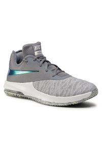 Szare półbuty Nike z cholewką, klasyczne