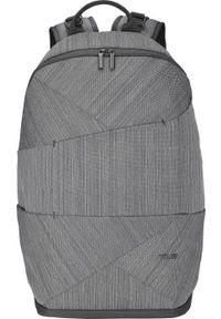 Szary plecak na laptopa ASUS