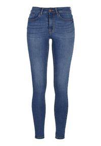 Niebieskie jeansy Happy Holly klasyczne #1