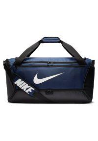 Torba sportowa Nike Brasilia BA5955. Materiał: materiał, poliester