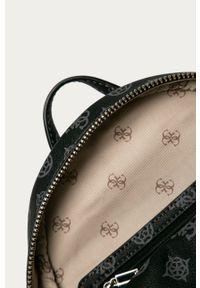 Czarny plecak Guess Jeans elegancki