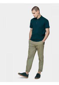 Brązowe spodnie outhorn