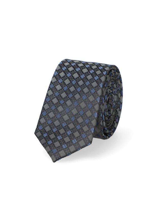 Lancerto - Krawat Mixkolor. Materiał: tkanina, mikrofibra. Styl: klasyczny