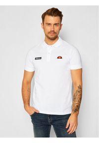 Biała koszulka polo Ellesse polo