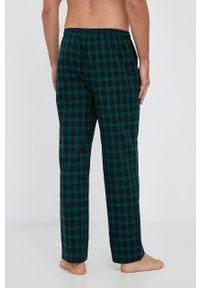 Polo Ralph Lauren - Spodnie piżamowe bawełniane. Kolor: niebieski. Materiał: bawełna