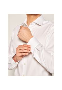 Biała koszula Eton