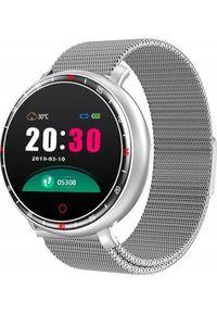 Smartwatch King Watch YS16 Srebrny. Rodzaj zegarka: smartwatch. Kolor: srebrny