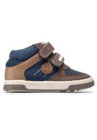 Brązowe buty zimowe Mayoral
