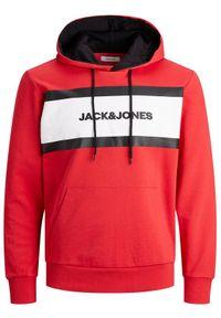 Czerwona bluza Jack & Jones