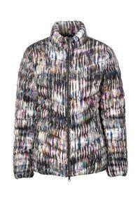Kurtka Cellbes w kolorowe wzory