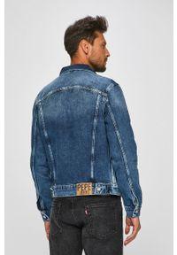 Niebieska kurtka Pepe Jeans casualowa, na co dzień #5