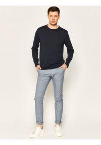 Baldessarini Spodnie materiałowe Jorck 16836/000/2297 Niebieski Slim Fit. Kolor: niebieski. Materiał: elastan, bawełna, materiał #2
