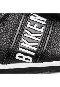 Czarne półbuty Bikkembergs