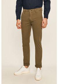 Zielone spodnie Levi's® biznesowe, na spotkanie biznesowe