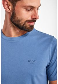 JOOP! Jeans - T-SHIRT ALPHIS JOOP! JEANS. Wzór: haft. Styl: klasyczny