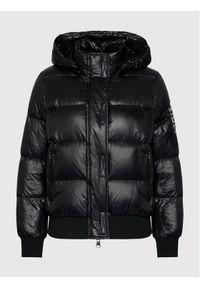 Armani Exchange Kurtka puchowa 8NYB40 YNYNZ 1210 Czarny Regular Fit. Kolor: czarny. Materiał: puch