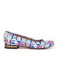 Baleriny Zapato eleganckie, bez zapięcia