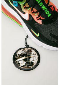 Czarne sneakersy Nike Sportswear na sznurówki, Nike Air Max