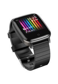 BlitzWolf - Smartwatch BLITZWOLF BW-HL1T Czarny. Rodzaj zegarka: smartwatch. Kolor: czarny