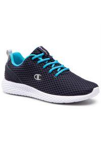 Champion Sneakersy Sprint B Gs S31883-S20-BS501 Granatowy. Kolor: niebieski. Sport: bieganie