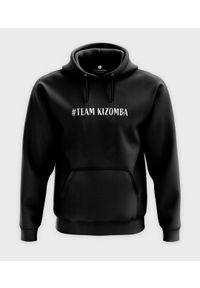 MegaKoszulki - Bluza z kapturem Team kizomba. Typ kołnierza: kaptur