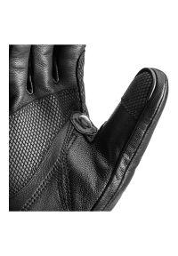 Rękawice narciarskie męskie Leki Griffin TS Boa 649808302. Materiał: materiał, softshell, skóra, neopren, poliester. Sezon: zima. Sport: narciarstwo