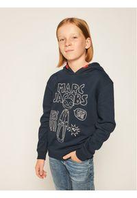 Niebieska bluza Little Marc Jacobs