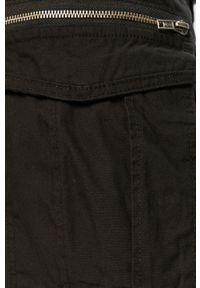 PRODUKT by Jack & Jones - Produkt by Jack & Jones - Szorty. Okazja: na co dzień. Kolor: czarny. Styl: casual