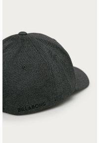Szara czapka z daszkiem Billabong melanż