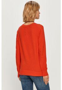 Sweter TOMMY HILFIGER z długim rękawem, długi