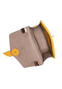 Żółta torebka Michael Kors
