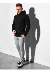 Czarny sweter Ombre Clothing