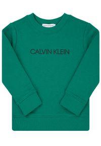 Zielona bluza Calvin Klein Jeans