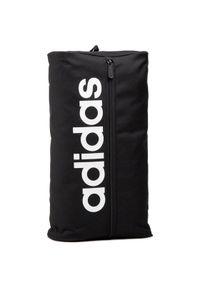Adidas - adidas Torba na buty Lin Shoebag FL3677 Czarny. Kolor: czarny