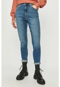 Cross Jeans - Jeansy Joyce. Stan: podwyższony. Kolor: niebieski