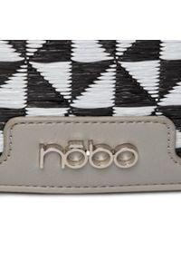 Nobo - Torebka NOBO - NBAG-G4350-CM00 Kolorowy Szary. Kolor: szary. Wzór: kolorowy. Materiał: skórzane
