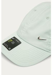 Zielona czapka z daszkiem Nike Sportswear