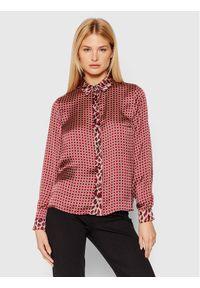 Liu Jo Koszula WF1359 T5027 Czerwony Regular Fit. Kolor: czerwony