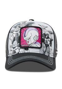 Szara czapka z daszkiem CapsLab