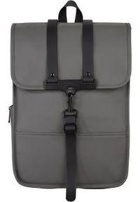 Szary plecak na laptopa hama