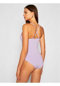 Fioletowy strój kąpielowy Ellesse #4