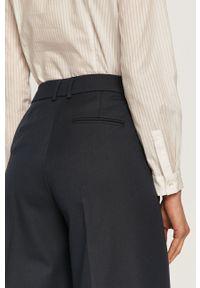 Niebieskie spodnie materiałowe MAX&Co.