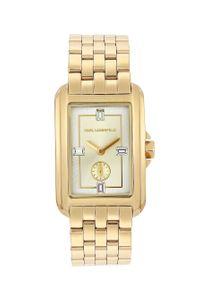 Złoty zegarek Karl Lagerfeld