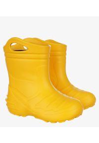 Żółte kalosze Raweks