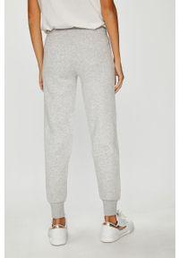 Szare spodnie dresowe Kappa