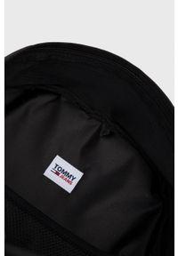 Tommy Jeans - Plecak. Kolor: czarny. Materiał: poliester