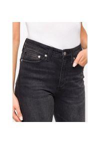 Szare jeansy slim Calvin Klein Jeans
