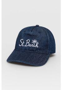 Mc2 Saint Barth - MC2 Saint Barth - Czapka. Kolor: niebieski